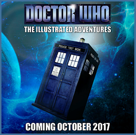 Doctor Who: The Illustrated Adventures
