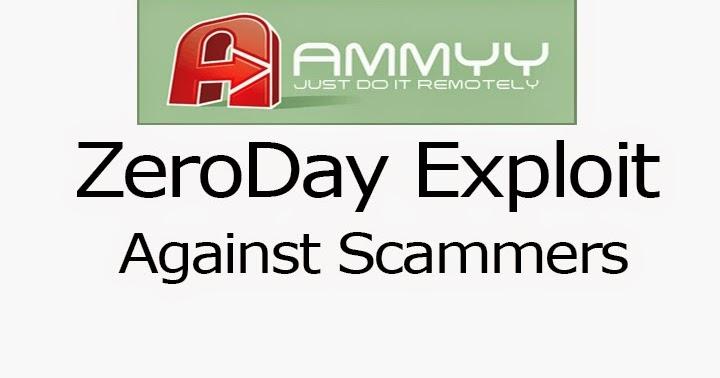 Hacker Released ZeroDay Exploit For Ammyy Admin - Effect ...