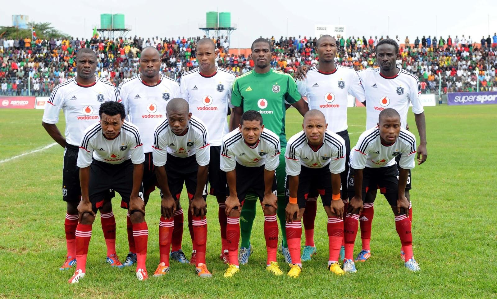 Orlando Pirates' drive to CAF Champions League | DISKIOFF