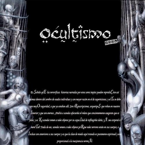 Descarga Sector Sikiatria - Ocultismo (2006)