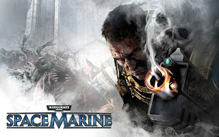 Warhammer Space Marine Game Wallpaper
