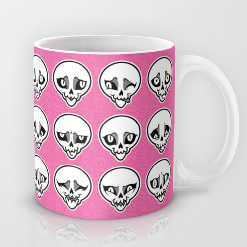 mug design  by blacklilypie