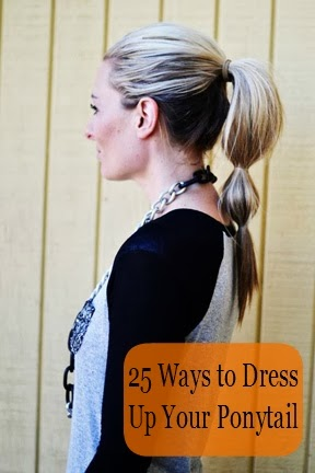 http://www.babble.com/beauty/25-ways-to-dress-up-your-ponytail/