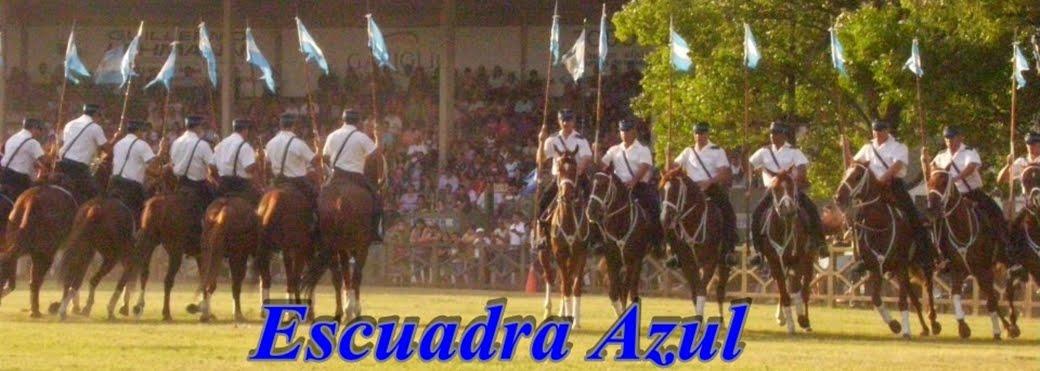 Escuadra Azul
