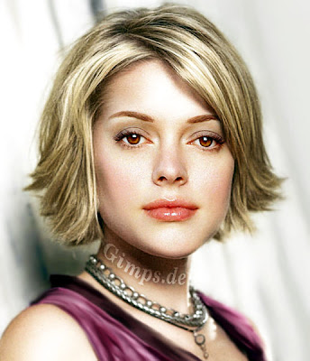 Women Spring Beauty Fashion Trends  2011 / 2012 - short hairstyle