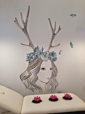 Sala especial para novias en  I´m Pretty - Foto: Amaya Barriuso