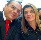 Apóstolo Sandro e Apóstola Rosangela Campos