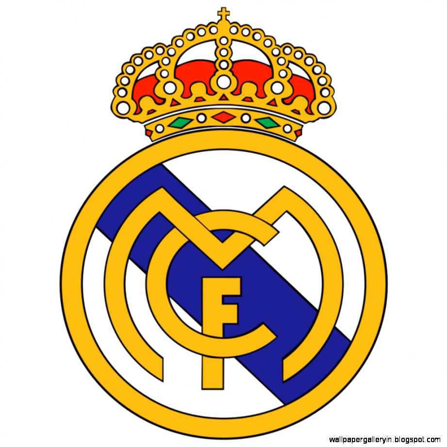 real madrid de club logo hd wallpaper gallery