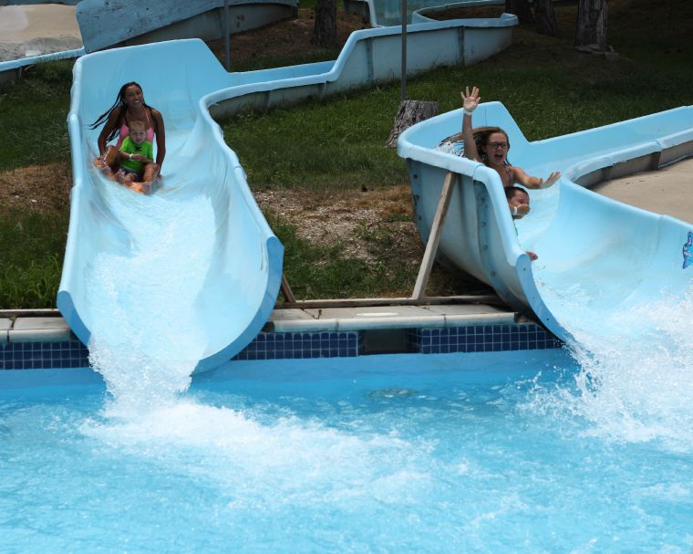 Waterpark and Waterslides