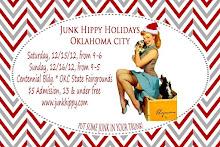 JUNK HIPPY HOLIDAYS OKC!!!