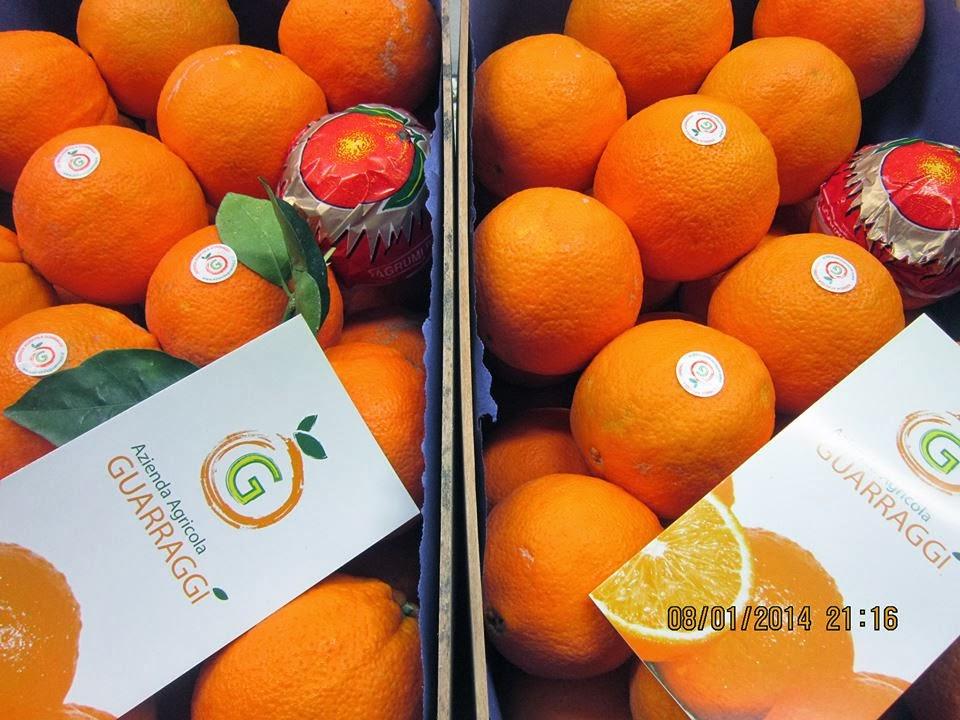 arance azienda agricola guarraggi