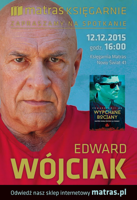 Edward Wójciak w matrasie!
