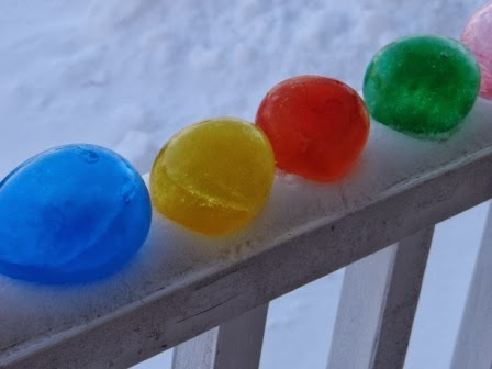 because i said so and other mommyisms frozen water balloons