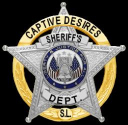 Captive Desires Sheriff's Department
