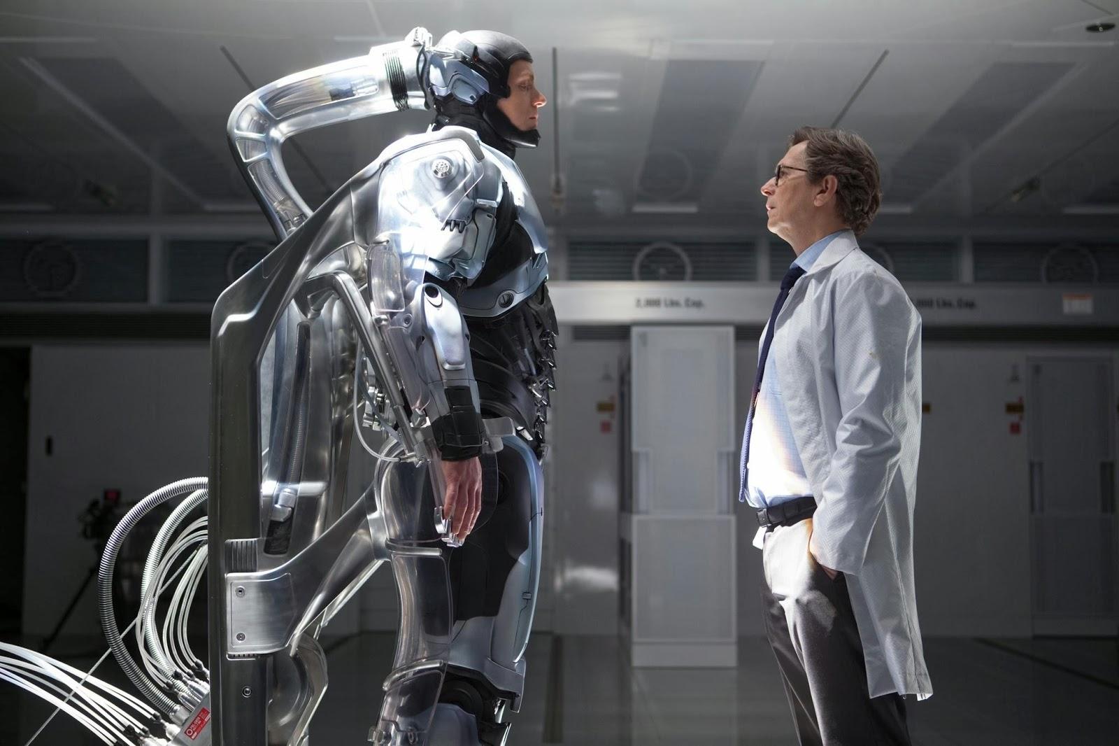 Robocop recenze
