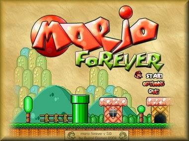 Super Mario 3 [Mario Forever] Atari Oyunu