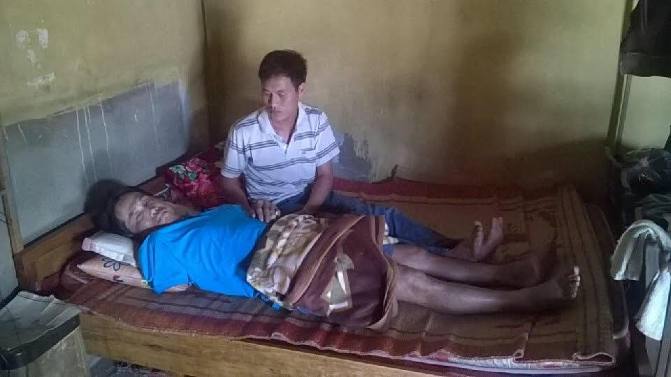 Gia Lai: Con bị tù, cha mất cánh tay vì tai nạn giao thông