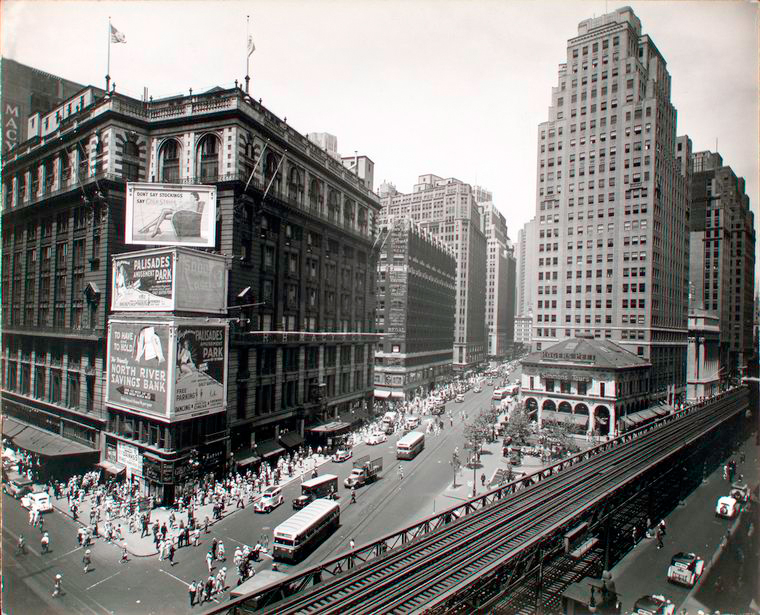 New york city in black and white during the middle of 1930s vintage everyday - Beautiful abandoned places bringing back past memories historical buildings ...