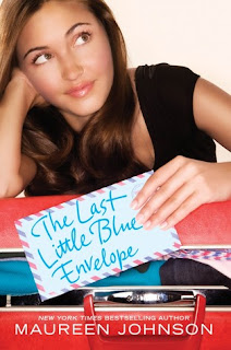 TheLastLittleBlueEnvelope New YA Book Releases: April 26, 2011