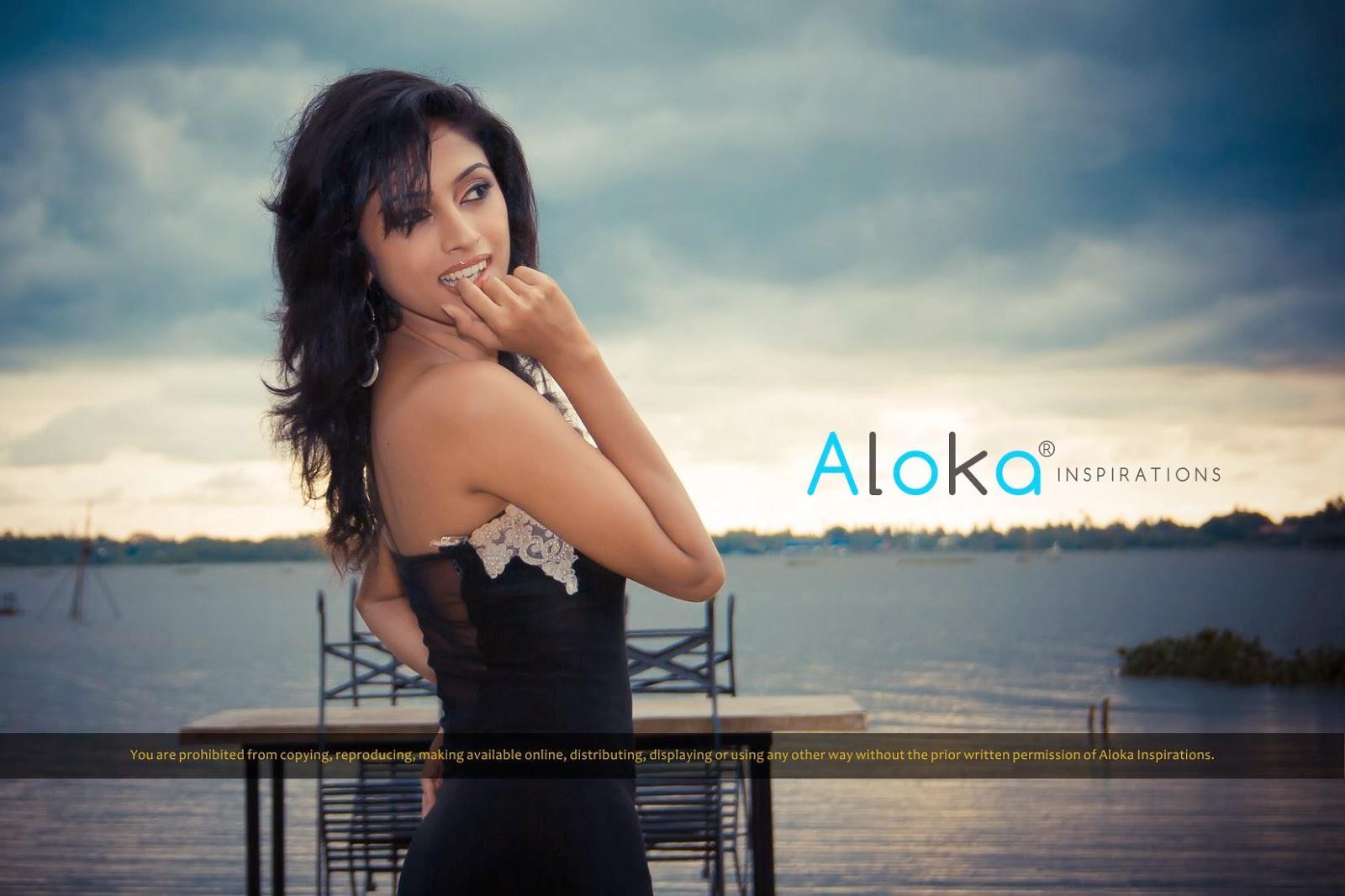 Dilini Madhushika new model