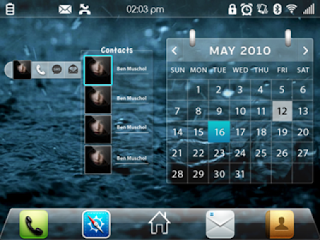 HomeScreen Widgets for BlackBerry v2.0