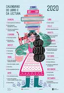 Calendario do Libro e da Lectura 2020