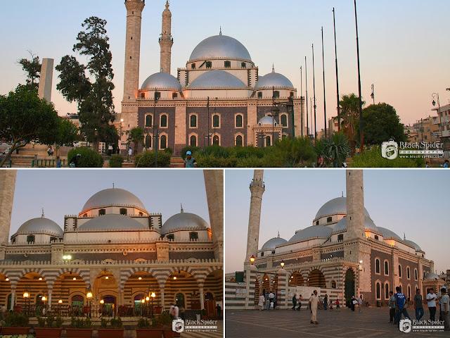 Khalid Ibn Al Waleed Mosque in Homs