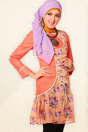 Baju Muslim Modern 2014