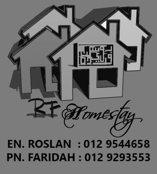 RF Homestay Dengan Bayaran Penginapan Yang Sangat Berpatutan