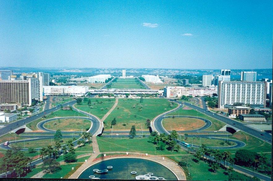 BRASILIA Brazil Capital City