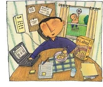 trabajos en casa