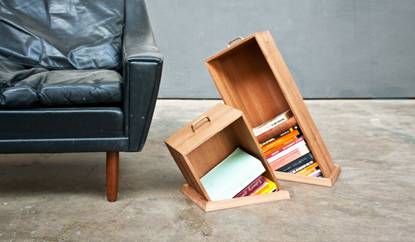 Funky Find Of The Week: Hole In The Floor Storage By Raw Edges Design  Studio.: