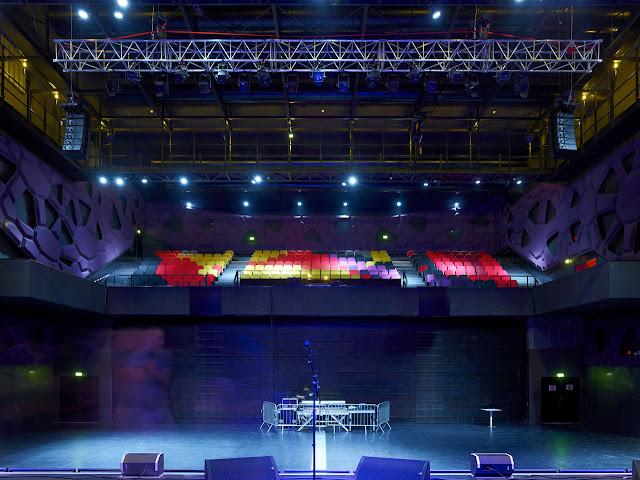 paloma music building