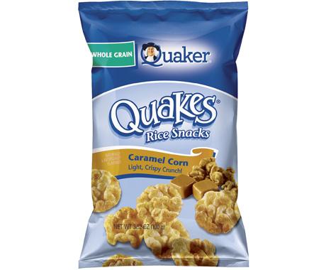 Quaker Popped Corn Cakes