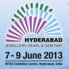 Hyderabad Jewellery Pearl and Gem Fair 2013