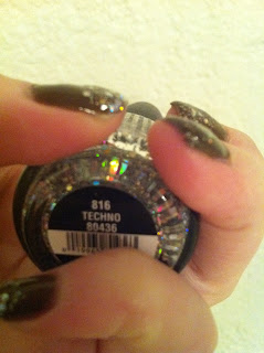 bottle techno China glaze