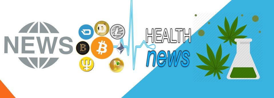 News / Health / Cryptocurrency / Realestate / Cannabis / CBD