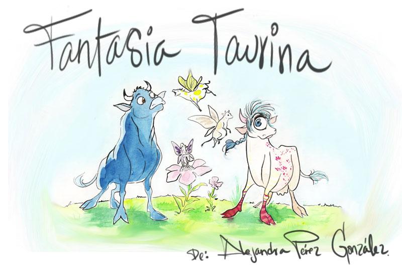 Fantasias Taurinas de A.P.G.