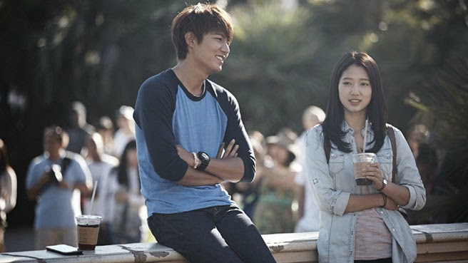 Lee min ho and park shin hye are they dating