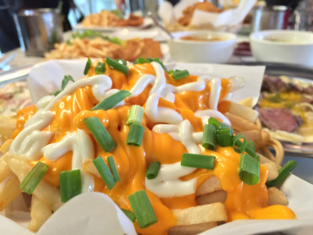 49 Seats at Orchard Central - Cheese Fries