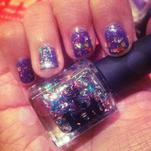 Kit Cosmetics Glitter Nailpolish