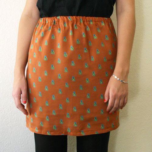 henry et henriette atelier couture nantes la jupe