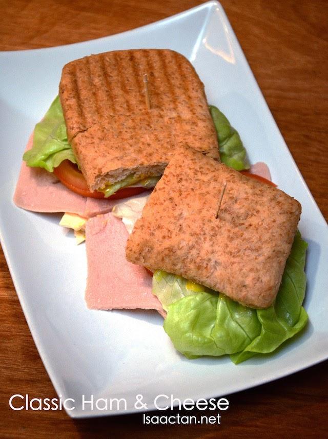 Classic Ham & Cheese Sandwich - RM10