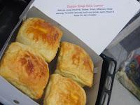 pastry mekar bagus, crunchy