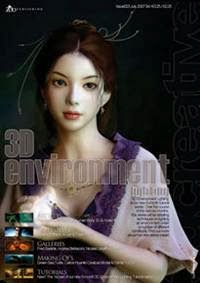 3DCreative Magazine Issue 023 July 2007