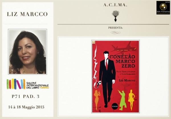SALONE INTERNAZIONALE DEL LIBRO TORINO 2015-ITÁLIA