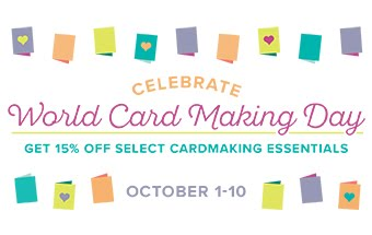 15% Off Select Stamp Sets