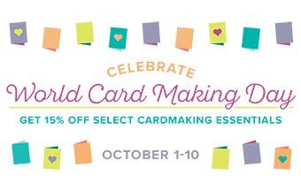 15% Off Select Stamp Sets