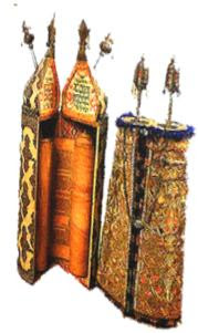 Por que os sefarditas guardam sua Torá em estojos cilíndricos?