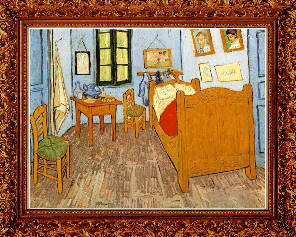 Arte e Estética - Página 6 O+quarto+de+van+gogh
